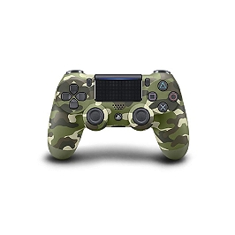 Manette dual shock 4 - green camo V2 (PS4)