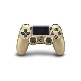 Manette Dual Shock 4 - gold V2 (PS4)