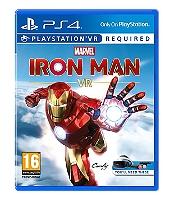 Marvel's iron man PSVR (PS4)