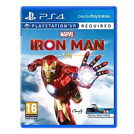 Marvel's iron man PSVR (PS4)