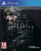 Death stranding - édition spéciale (PS4)