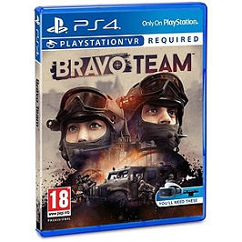 Bravo Team PS VR + Qui es-tu ? (à télécharger) (PS4)