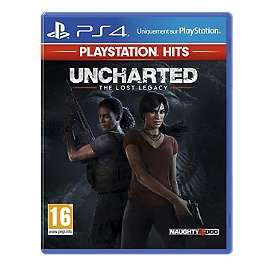 Uncharted the lost legacy - PLAYSTATION HITS (PS4)