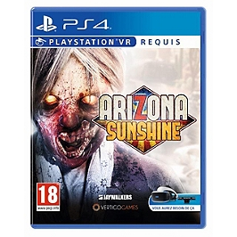 Arizona Sunshine PS VR (PS4)