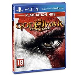 God of war 3 - PLAYSTATION HITS (PS4)