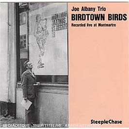 Birdtown birds - Live at Montmartre, CD