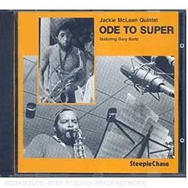 Ode to super, CD