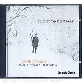 Flight to Denmark, CD