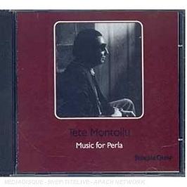 Music for Perla, CD