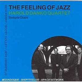 The feeling of jazz, CD