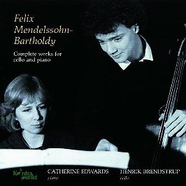 Complete works for cello and piano, CD