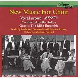 New music for choir, CD