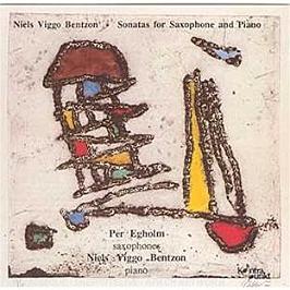 Sonatas for saxophone and piano, CD