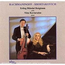 Rachmaninoff - Shostakovich, CD