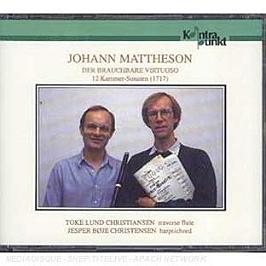 Der brauchbare virtuoso, CD