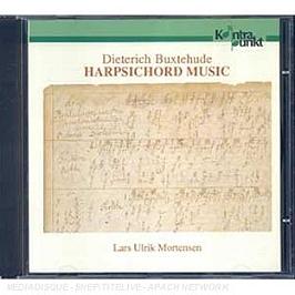 Harpsichord music, CD