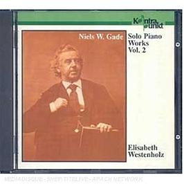 Solo piano works vol 2, CD