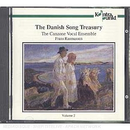 The Danish song treasury, CD
