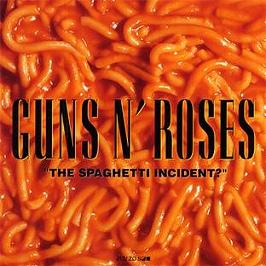 The spaghetti incident ?, CD