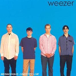 Weezer (green album), CD
