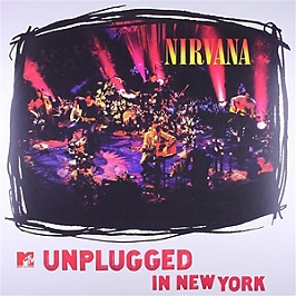 MTV unplugged in New York, Vinyle 33T