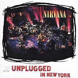 MTV unplugged in New York, CD