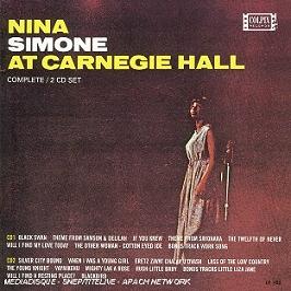 At Carnegie Hall, CD