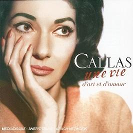 Une vie D'Art Et D'Amour, CD