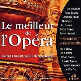 Le Meilleur De L'Opéra, CD