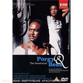 Porgy & bess rattle, Dvd Musical