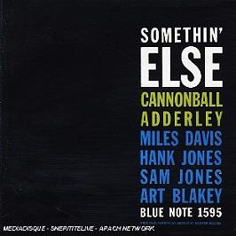 Somethin' Else, CD
