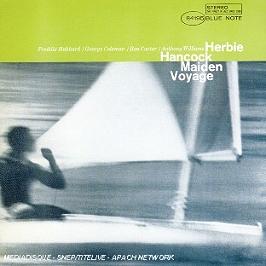Maiden voyage, CD