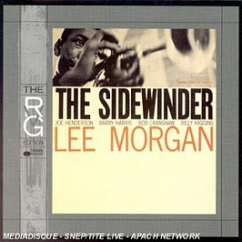 The sidewinder, CD