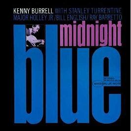 Midnight blue, CD