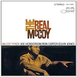 The Real Mccoy, CD
