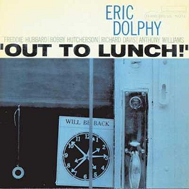 Out To Lunch, CD