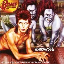 Diamond dogs, CD