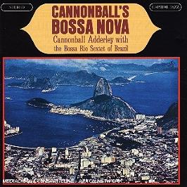 Cannonball'S Bossa Nova, CD