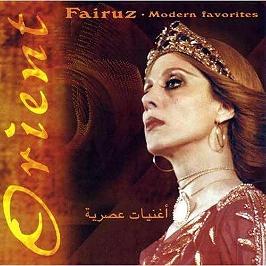 Modern Favorites, CD
