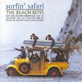 Surfin' safari;surfin' USA, CD