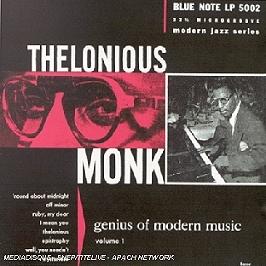 Genius Of Modern Music /Vol.1, CD