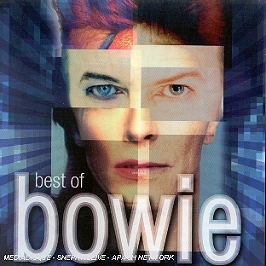 Best of Bowie, CD