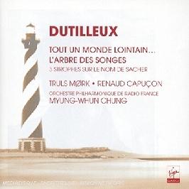 Tout Un Monde Lointain;L'arbre Des Songes;3 Strophes..., CD