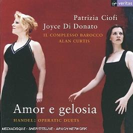 Amor E Gelosia, CD
