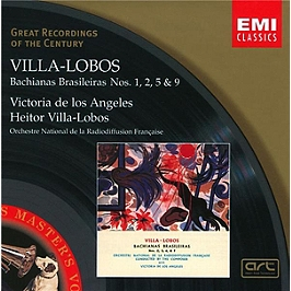 Bachianas Brasileiras N 1, 2, 5 & 9, CD