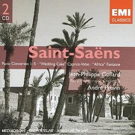 Concertos pour piano n°1-5, caprice-valse