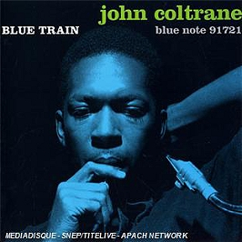 Blue train, CD