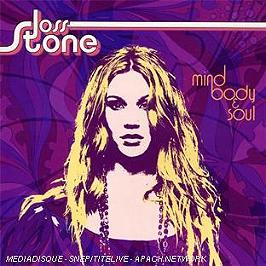 Mind body & soul, CD