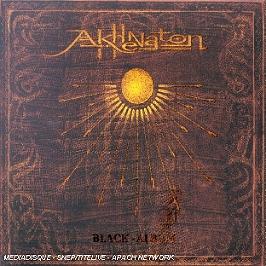 Black Album, CD Digipack