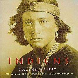 Chants Des Indiens D'Amerique, CD